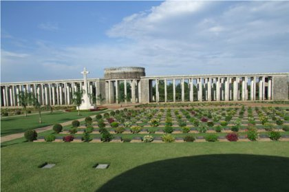 The Allied War Memorial Cemetery